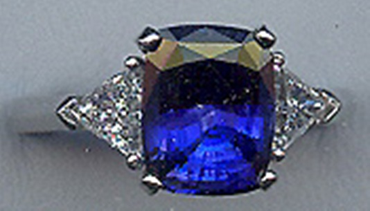 Sapphire ring jewellery report
